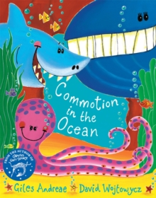 Commotion in the Ocean, Paperback Book