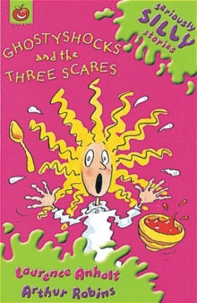 Ghostyshocks and The Three Scares, Paperback Book