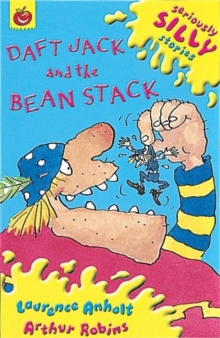 Daft Jack and the Bean Stack, Paperback Book