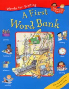 A First Word Bank, Paperback Book