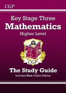 KS3 Maths Study Guide - Higher, Paperback Book