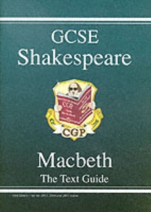 GCSE English Shakespeare Text Guide - Macbeth, Paperback Book