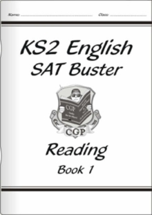 KS2 English SAT Buster: Reading Book 1 (for the New Curriculum), Paperback Book