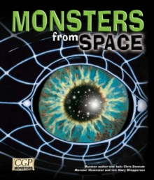 KS2 Monsters from Space Reading Book, Paperback Book
