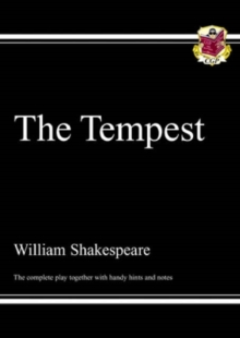 KS3 English Shakespeare the Tempest Complete Play (with Notes) : The Complete Play, Paperback Book