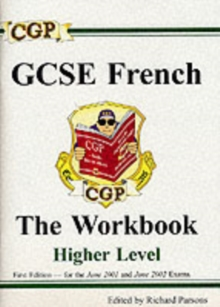 GCSE French Workbook (Including Answers) Higher (A*-G Course), Paperback Book