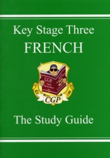KS3 French Study Guide, Paperback Book