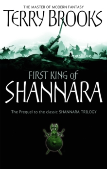 The First King of Shannara, Paperback Book