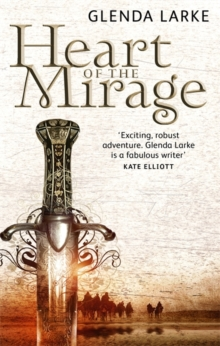 The Heart of the Mirage, Paperback Book