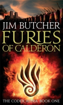 Furies of Calderon, Paperback Book
