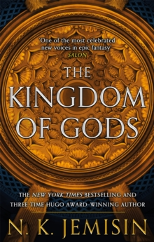 The Kingdom Of Gods, Paperback Book