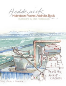 The Hebridean Pocket Address Book, Hardback Book