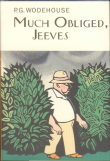 Much Obliged, Jeeves, Hardback Book