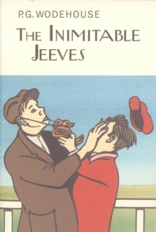 The Inimitable Jeeves, Hardback Book