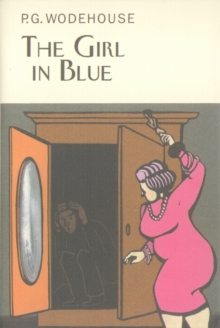 The Girl in Blue, Hardback Book