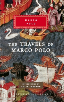 Marco Polo Travels, Hardback Book