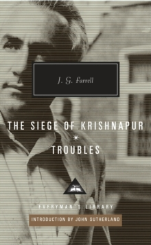 Troubles / The Siege of Krishnapur, Hardback Book