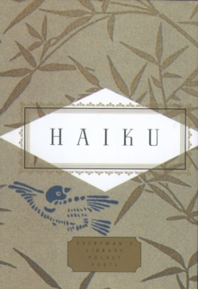 Japanese Haiku Poems, Hardback Book