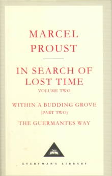In Search of Lost Time Volume 2, Hardback Book