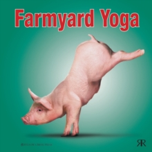 Farmyard Yoga, Hardback Book