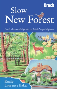 Slow New Forest, Paperback Book