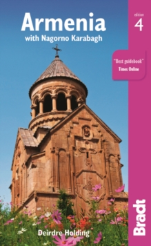 Armenia with Nagorno Karabagh, Paperback Book