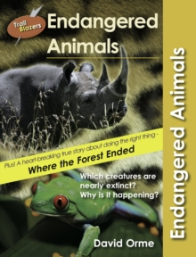 Endangered Animals : v. 8, Paperback Book