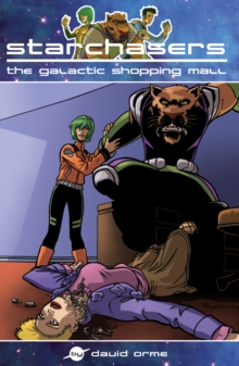Starchasers and the Galactic Shopping Mall : Set One, Paperback Book