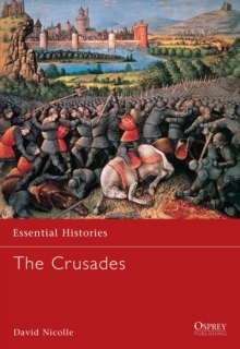 The Crusades, Paperback Book
