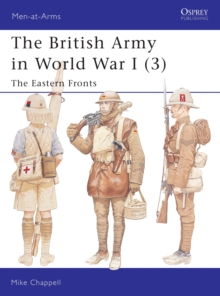 The British Army in World War I, Paperback Book