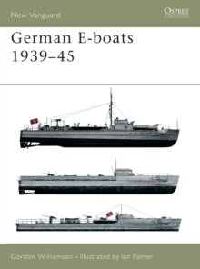 German E-boats 1939-45, Paperback Book