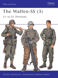 The Waffen-SS : 11. to 23. Divisions v. 3, Paperback Book