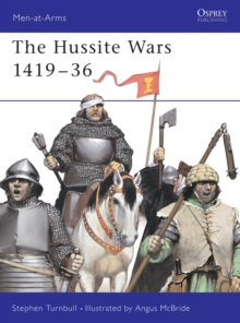 The Hussite Wars, 1420 - 34, Paperback Book