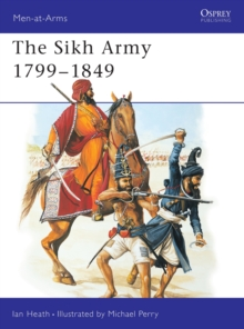 The Sikh Army, 1799-1849, Paperback Book