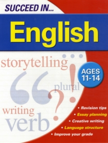 Succeed in English 11-14 Years, Paperback Book