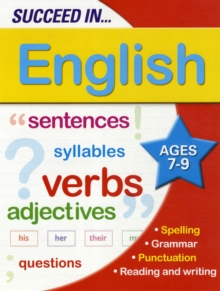 Succeed In English 7-9 Years, Paperback Book
