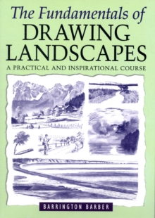 The Fundamentals of Drawing Landscapes, Paperback Book