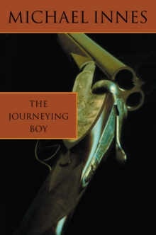 The Journeying Boy, Paperback Book
