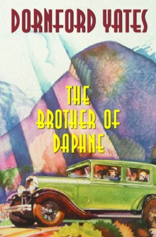 The Brother of Daphne, Paperback Book