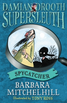 Spycatcher Damian Drooth, Supersleuth, Paperback Book