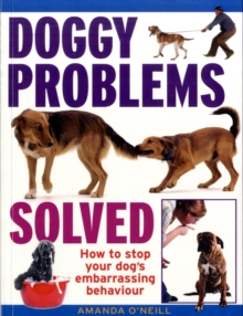 Doggy Problems Solved, Paperback Book