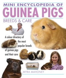 Mini Encyclopedia of Guinea Pigs Breeds and Care, Paperback Book