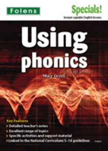 Secondary Specials!: English - Using Phonics (11-14), Paperback Book