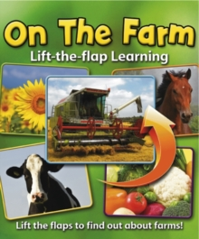 Lift-the-flap Learning : On the Farm, Board book Book