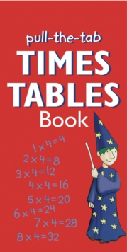 Pul the Tab Times Tables Book, Hardback Book