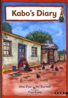 Gerry's World: Kabo's Diary, Paperback Book