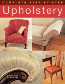 Complete Step-by-step Upholstery, Paperback Book