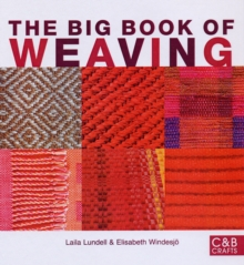 The Big Book of Weaving, Hardback Book