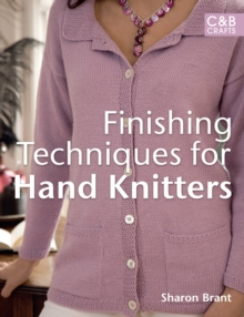 Finishing Techniques for Hand Knitters, Paperback Book