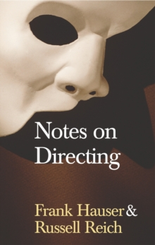 Notes on Directing, Hardback Book